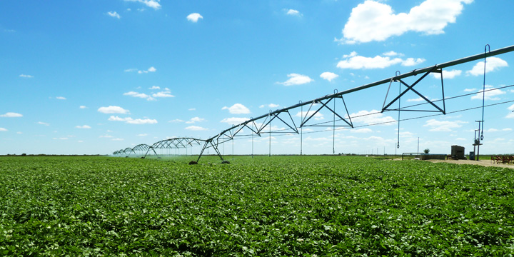 Center- pivot Irrigation Machines