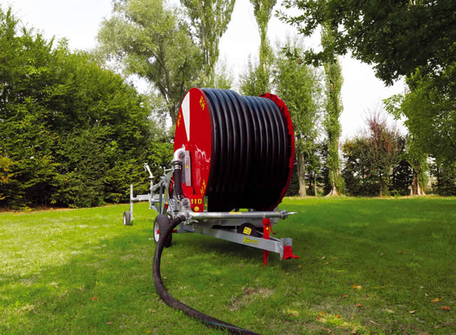 Hose Reel Irrigation